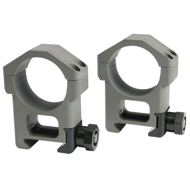 "Badger Ordnance 30 mm EBR Scope Ring NavSpec Grey 1.25"" Issue Item 306-29NS"