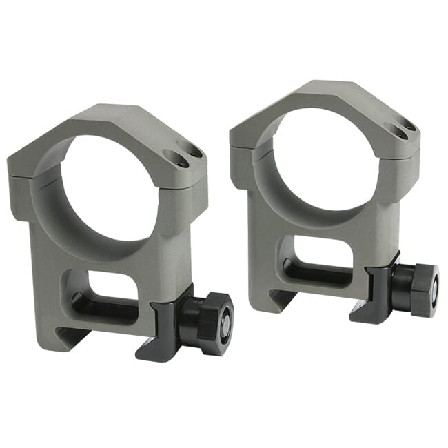 "Badger Ordnance 30 mm EBR Scope Ring NavSpec Grey 1.25"" Issue Item 306-29NS"