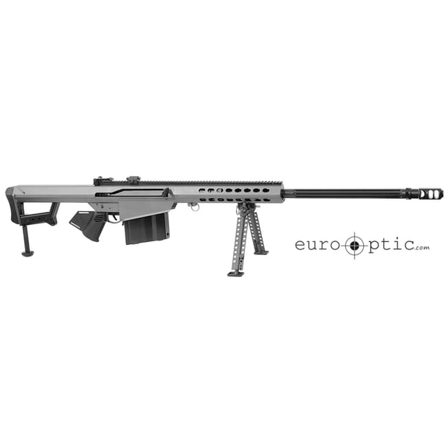 "Barrett 82A1 416 Barrett 29"" Tungsten Grey Cerakote Rifle 17465"