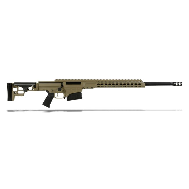 Barrett MRAD Tan .338 Lapua Rifle 14374