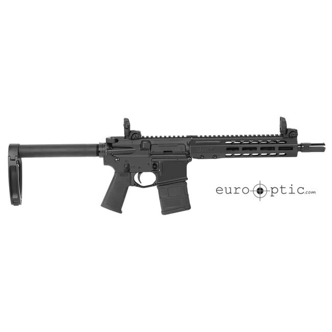 """Barrett REC7 DI 5.56 NATO 10.25"""" Black Cerakote Pistol 17831"""