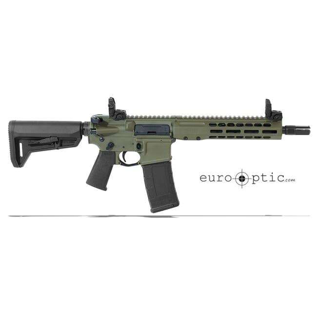 """Barrett REC7 DI 300 Blackout 10.25"""" OD Green Cerakote SBR 18019"""