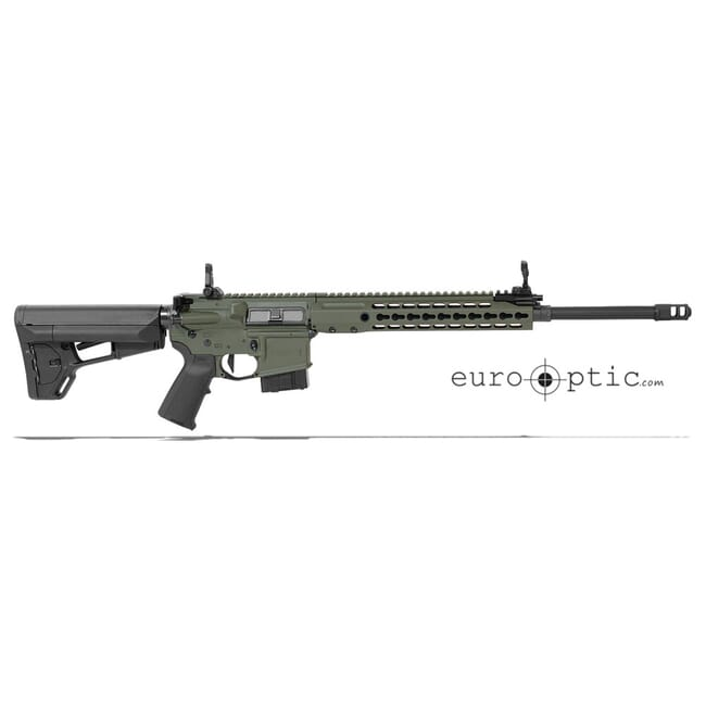 Barrett REC7 Gen II 6.8 SPC DMR OD Green 14957