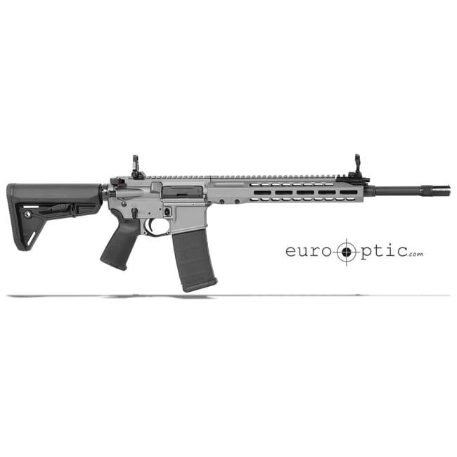 """Barrett REC7 5.56 NATO 16"""" Carbine Tungsten Grey Cerakote 16981"""