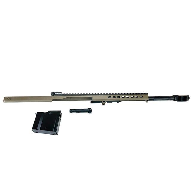 "Barrett 82A1 50 BMG Upper Conversion Kit FDE 20"" Fluted 14027"
