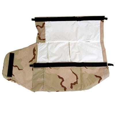 Barrett Pack-Mat Reversible Desert Camo/Winter White 82143-CVR