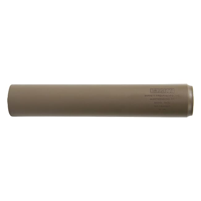 Barrett 338 Direct Connect Suppressor FDE 15314