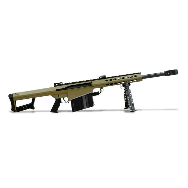 Barrett Model 82A1 CQ 50 BMG Rifle System