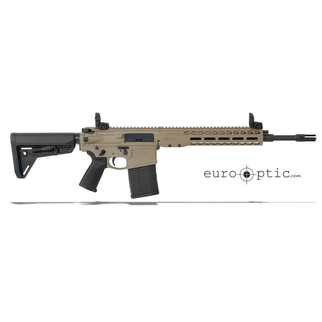 "Barrett REC10 .308 Win 16"" 1:10"" 8.25 lbs. 33.625"" FDE Rifle - 16926"