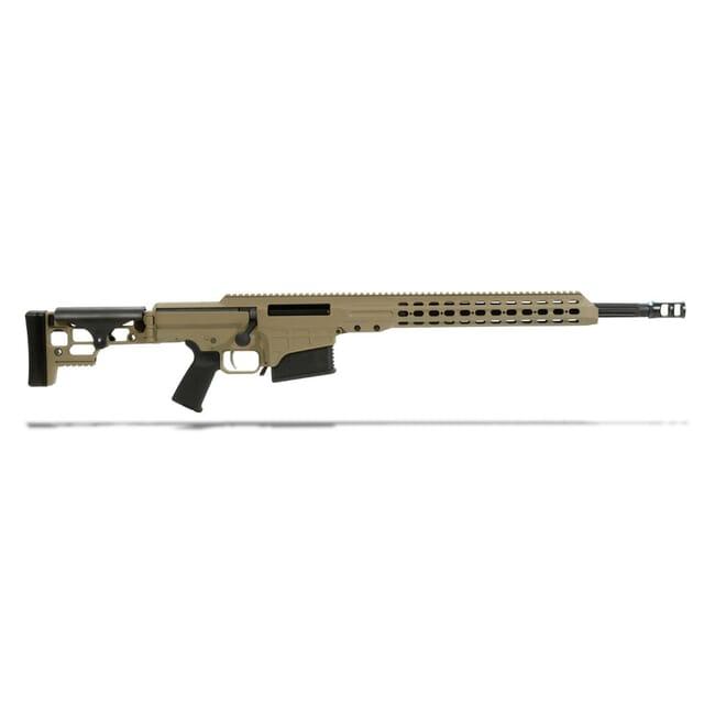 Barrett MRAD Tan .338 Lapua Rifle 14372