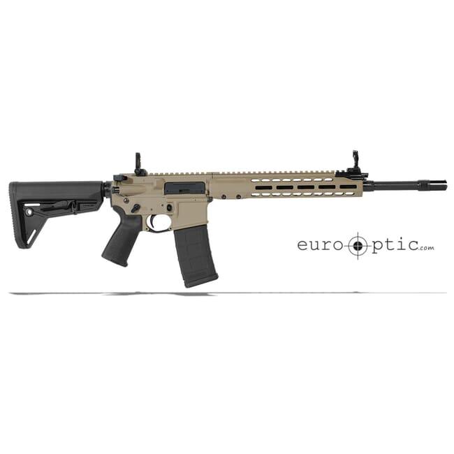 """Barrett REC7 5.56 NATO 16"""" Carbine FDE Cerakote 16983"""