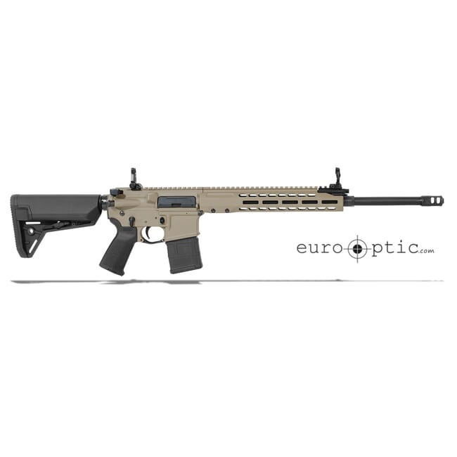 """Barrett REC7 5.56 NATO 18"""" DMR FDE Cerakote 17095"""