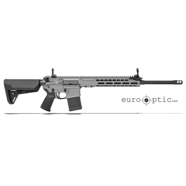 """Barrett REC7 5.56 NATO 18"""" DMR Tungsten Grey Cerakote 17093"""