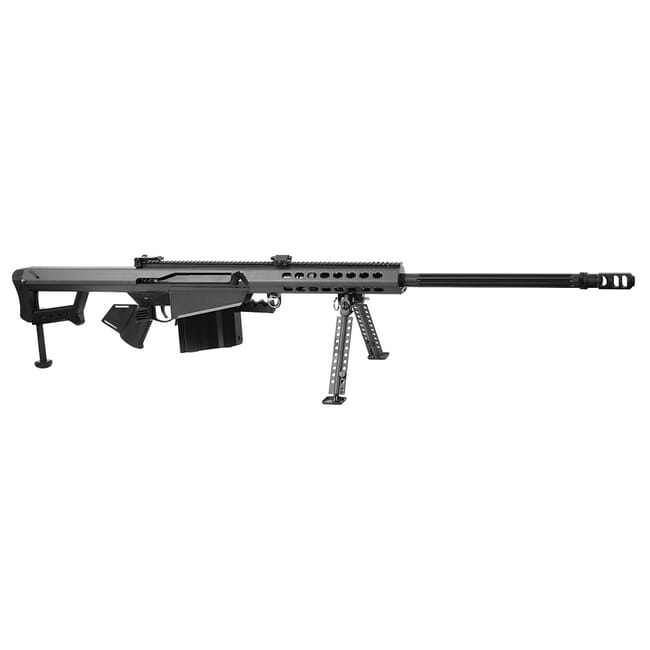 "Barrett Model 82A1 .416 Barrett Rifle Compliant System: 29"" Fluted Barrel Non Detachable Magazine Showroom Demo 17462"