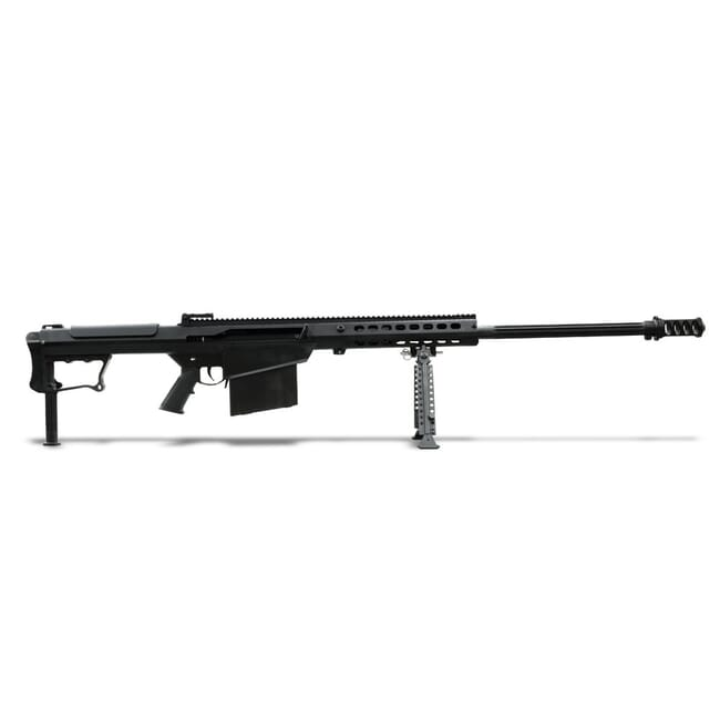 Barrett M107A1 Rifle System Black Receiver Black 29' Fluted Barrel 14085