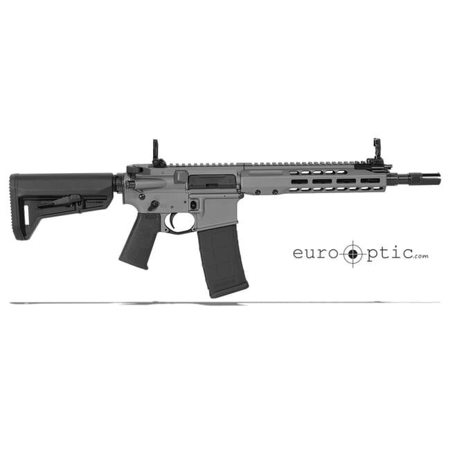 "Barrett REC7 5.56 NATO 11.5"" SBR Tungsten Grey Cerakote 17037"