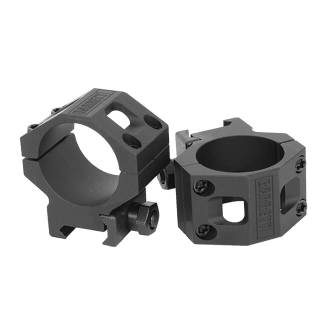 Barrett 35mm Ultra High 1.4 inch Zero-Gap Rings 15363