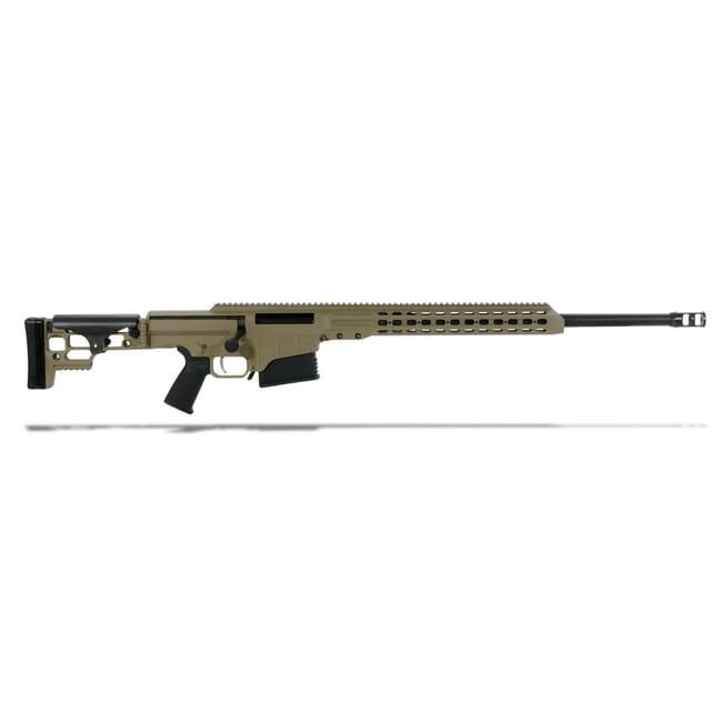 Barrett MRAD Tan .338 Lapua Rifle 14375