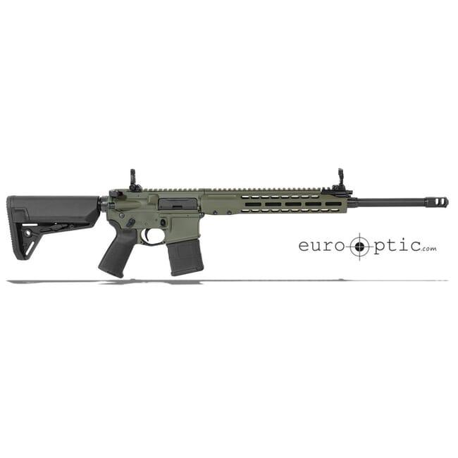 """Barrett REC7 5.56 NATO 18"""" DMR OD Green Cerakote 17094"""