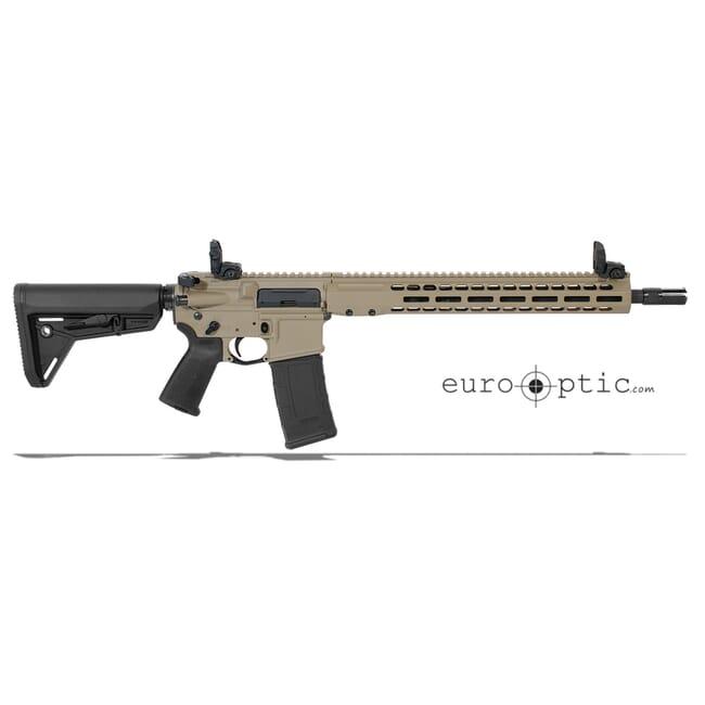 "Barrett REC7 DI 300 Blackout 16"" FDE Cerakote Carbine 17179"