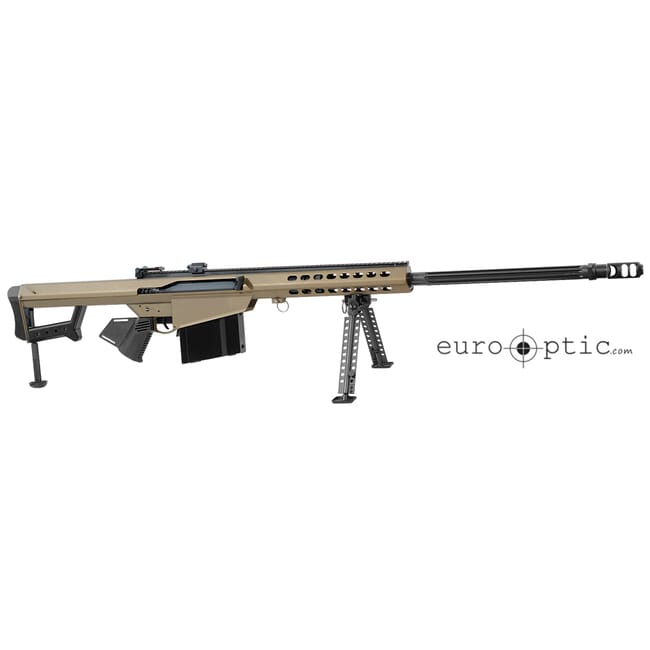 "Barrett 82A1 416 Barrett 29"" Burnt Bronze Cerakota Rifle 17464"