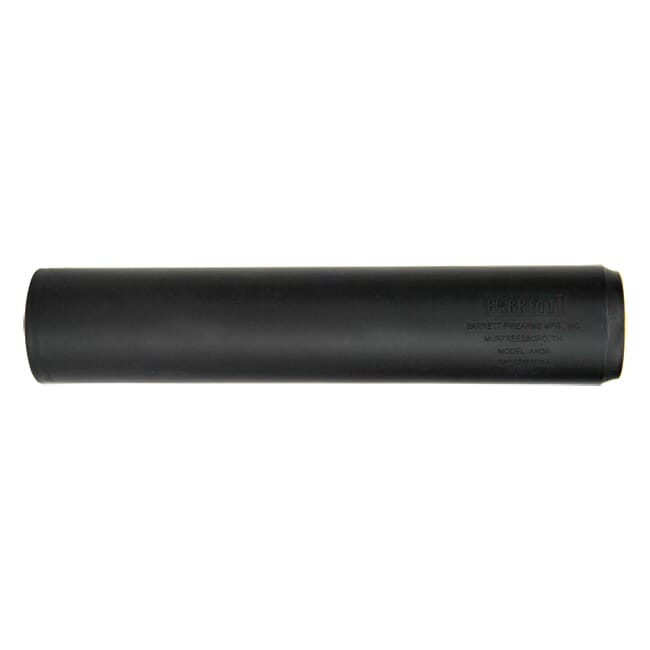 Barrett 30 Direct Connect Suppressor Black 15316
