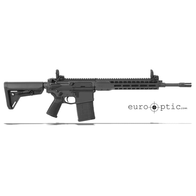 "Barrett REC10 .308 Win 16"" 1:10"" Black Rifle - 16923"