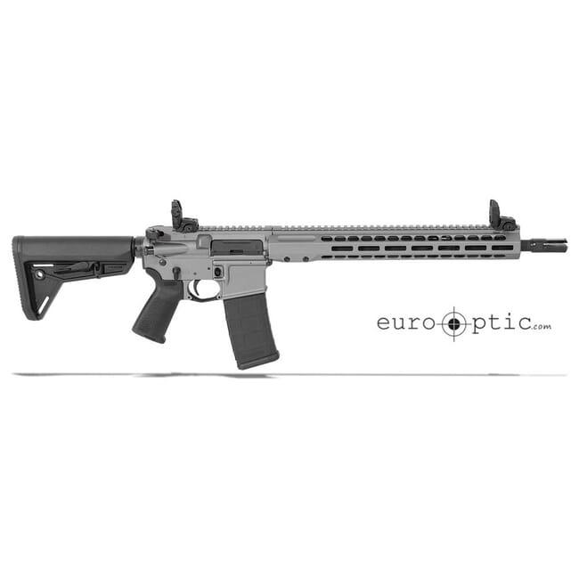 """Barrett REC7 DI 5.56 NATO 16"""" Tungsten Grey Cerakote 17121"""