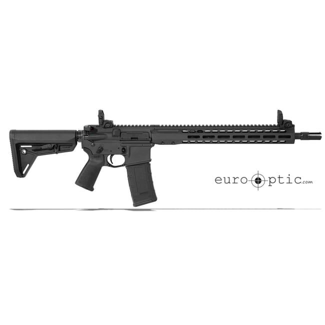 """Barrett REC7 DI 300 Blackout 16"""" Black Cerakote Carbine 17176"""