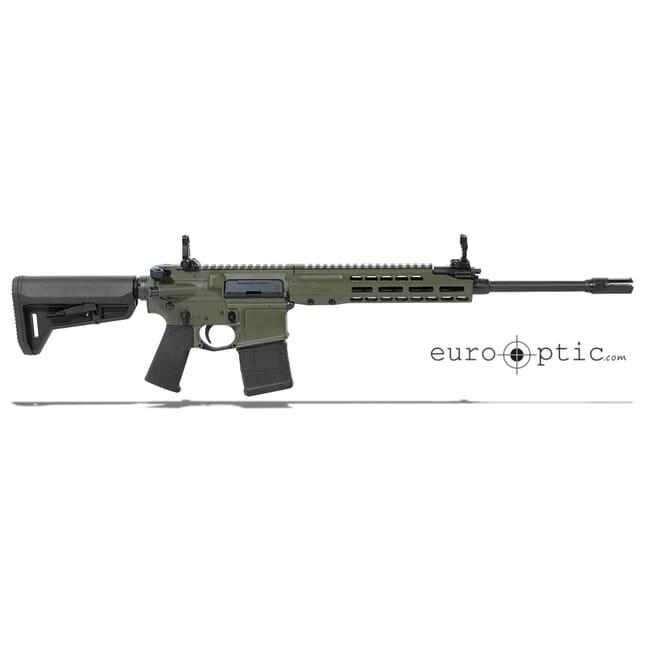 """Barrett REC7 5.56 NATO 16"""" Flyweight OD Green Cerakote 17066"""