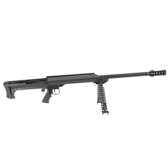 "Barrett M99 .50 BMG Black 29"" Bbl USED Rifle w/Bipod and Case 13144"