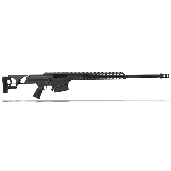 "Barrett MRAD .300 Norma Mag Bolt Action Fixed Black Anodized 26"" Fluted Bbl 1:10"" 10rd Rifle 18508"