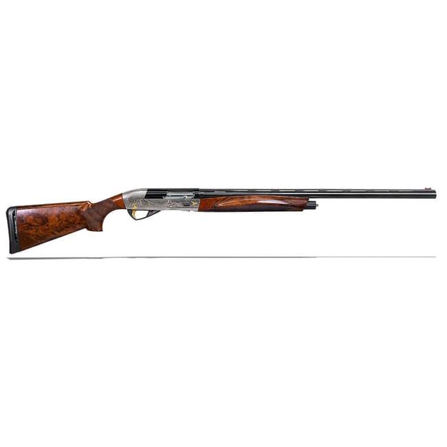 """Benelli Accademia Limited Edition Semi-Automatic Shotgun 12ga 28"""" Bbl 3"""" 4+1 14 3/8"""" LOP 12008"""