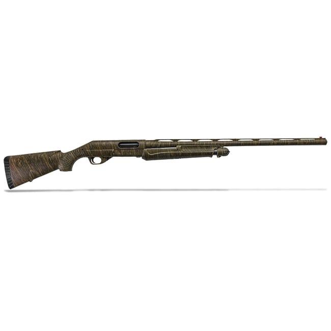 "Benelli Nova Pump 12ga 3-1/2"" 28"" Mossy Oak Bottomland 4+1 Pump Action Shotgun 20011"