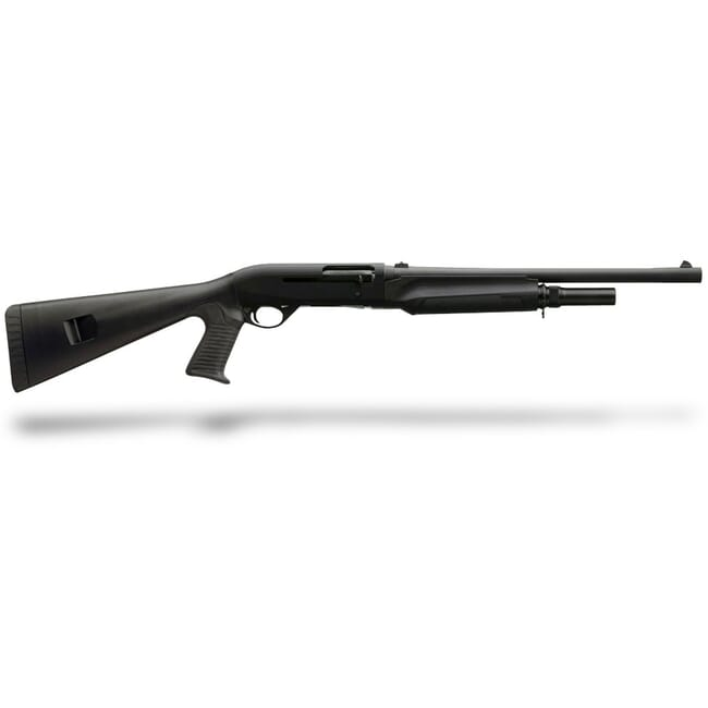 """Benelli M2 Tactical Black synthetic, Pistol grip, Tactical rifle sight 18.5"""" 11054"""
