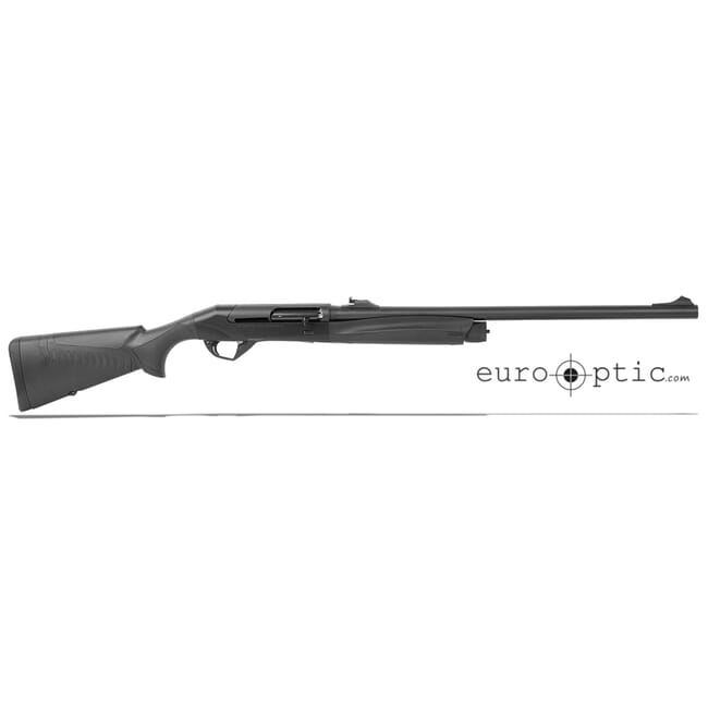 "Benelli Super Black Eagle 3 12GA 24"" Slug Black Shotgun 10379"
