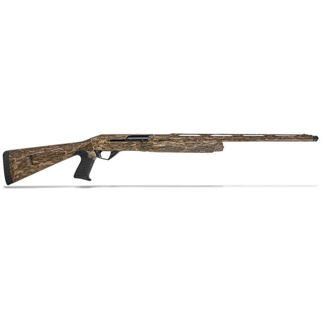 "Benelli Super Black Eagle 3 12ga 3-1/2"" 24"" Mossy Oak Bottomland SteadyGrip 3+1 Semi-Auto Shotgun 10352"
