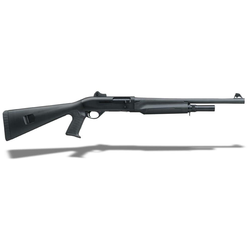 "Benelli M2 Tactical 12ga 3"" 18.5"" Black 5+1 Semi-Auto Like New Demo Shotgun w/Pistol Grip 11052"