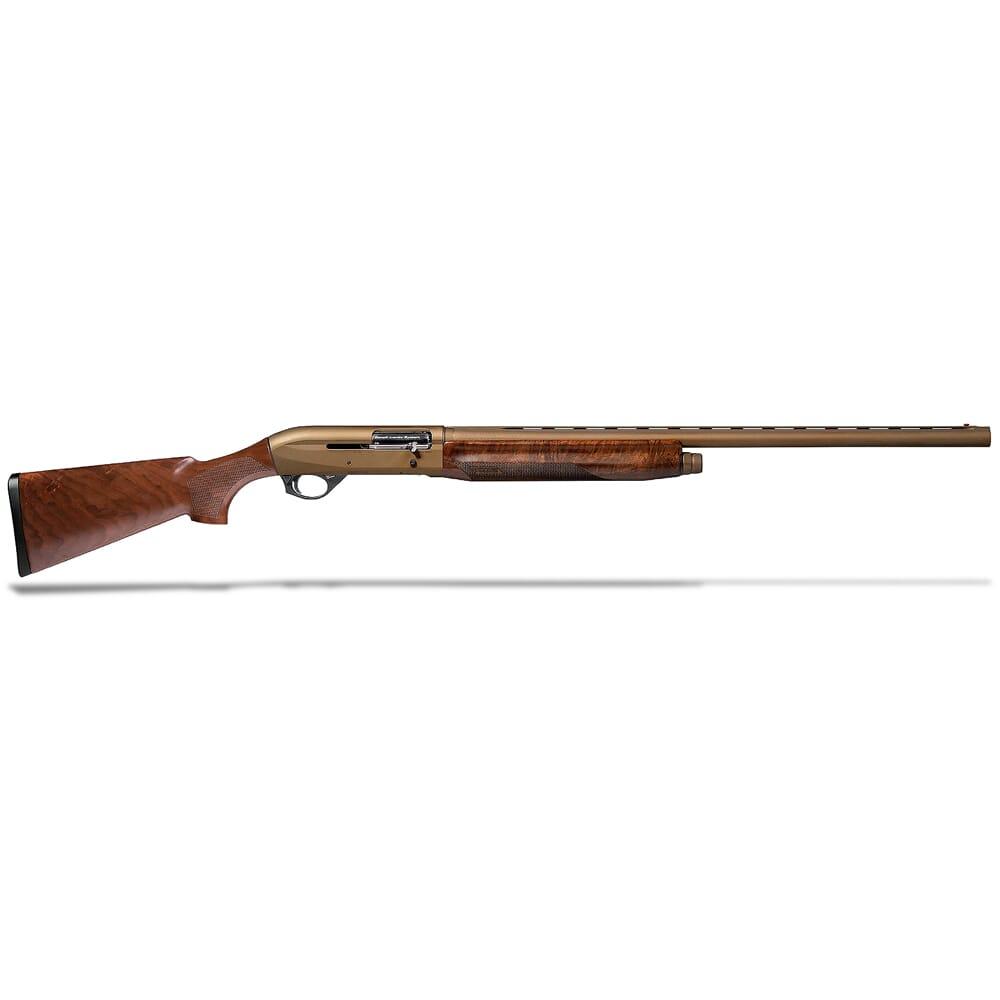 """Benelli Montefeltro 20ga 3"""" 26"""" Bbl Burnt Bronze Cerakote/AA Satin Walnut 4+1 Semi-Auto Shotgun 10824"""