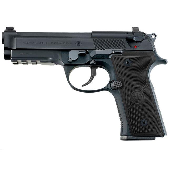 Beretta 92X FR Centurion 9mm Dbl/Sngl Pistol w/ (3) 15 Rd Mags J92QR915
