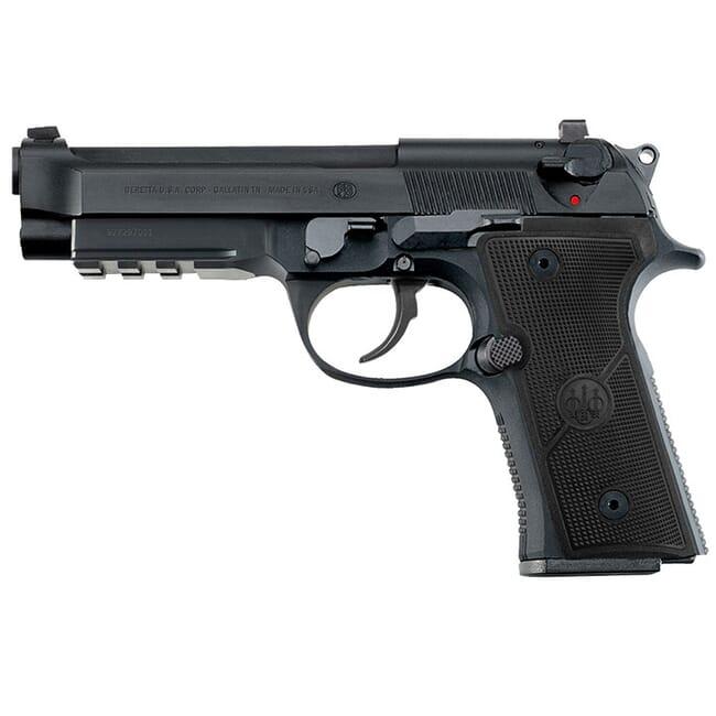 Beretta 92X FR Full Size 9mm Dbl/Sngl Pistol w/ (3) 10 Rd Mags J92FR920