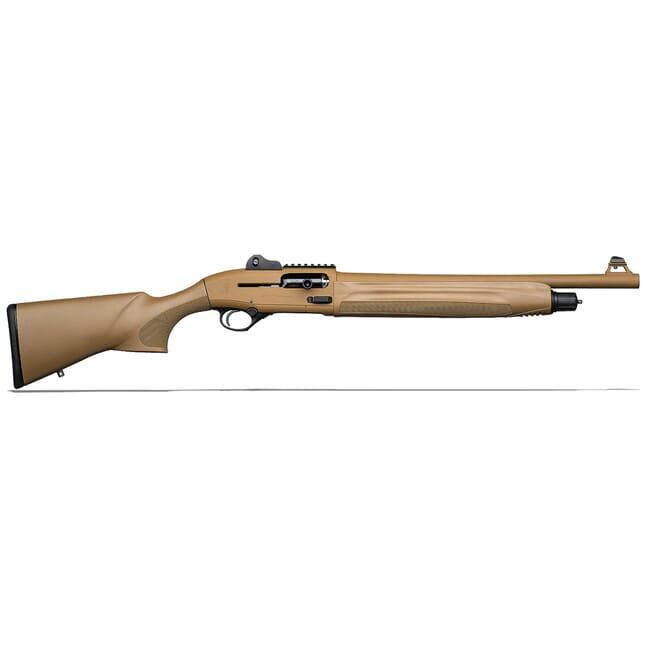 """Beretta 1301 Tactical FDE 12GA 18.5"""" OBHP Shotgun J131T18F"""