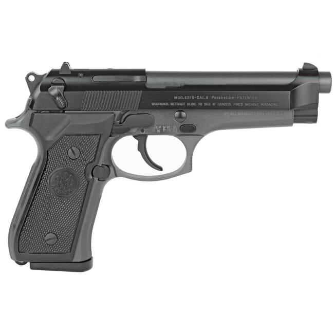 Beretta 92 FS Sniper Gray 9mm 10rd Pistol JS92F390