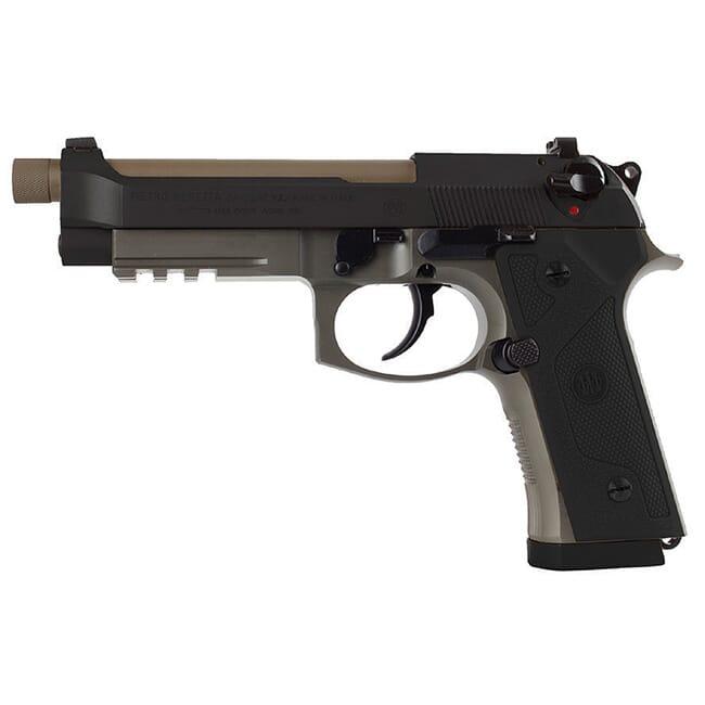 Beretta M9A3 9mm Dbl/Sngl 17rd Type G FDE/Black Pistol w/ 3 mags J92M9A3GM4