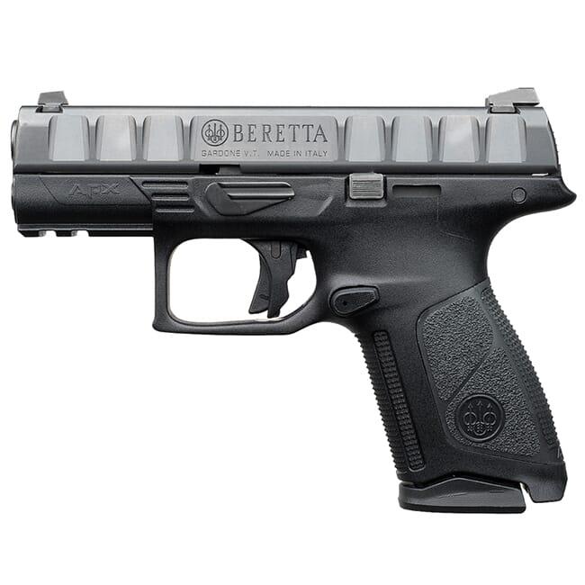 "Beretta APX Centurion 3.7"" 9mm Striker Fired 10 rd Pistol JAXQ920"