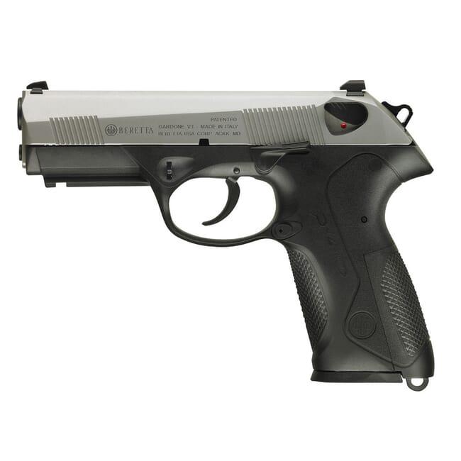 Beretta Px4 Storm Type F Full Size INOX 9mm 10 Rounds JXF9F50