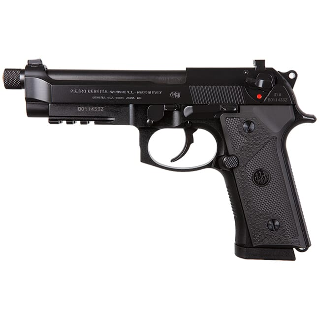 Beretta M9A3 9mm Dbl/Sngl 17rd Type G Black Pistol JR92M9A3GM0