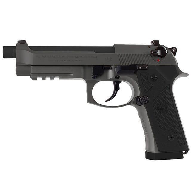 Beretta M9A3 9mm Dbl/Sngl 17rd Type F Black/Gray Pistol w/ 3 mags J92M9A3M3