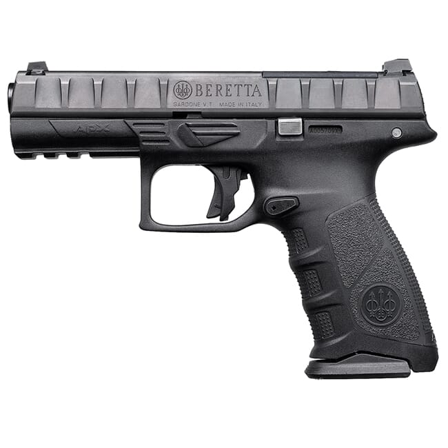 Beretta APX Full Size RDO 9mm Striker-Fired 10rd Pistol JAXF92070