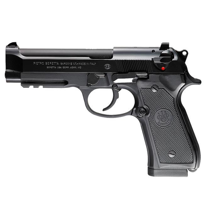 Beretta 96A1 with 3 magazines J9A4F10